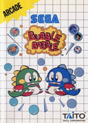 Playing: Bubble Bobble