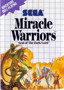 Miracle Warriors Seal of the Dark Lord