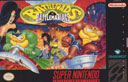 Playing: Battletoads In Battlemaniacs