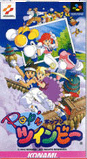 Playing: Pop'n Twinbee
