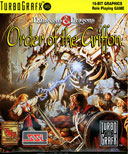 Playing: AD&D Order Of The Griffon